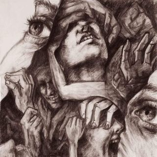 Notificación infernal 😱😱.. la breve historia de Terence Norfok #trhiller #horror #suspenso