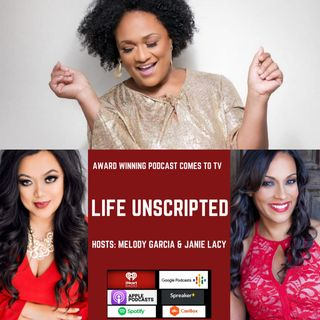 Life Unscripted: S2 E2 with Vikki Johnson