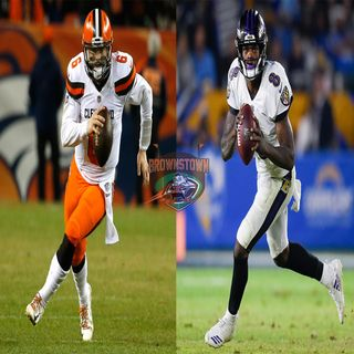 Cleveland Browns decide the fate of two AFC North Teams | BrownsTownUSA