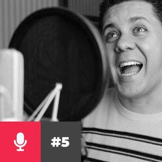 Entrevistamos o Wendel Bezerra - Marketing & Entrevista - #5