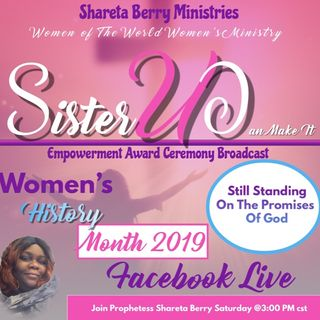 Prophetic Declaration Over The Womb - Prophetess Shareta Berry