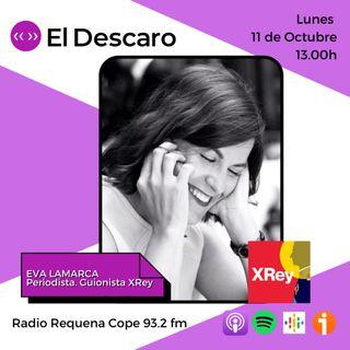 3x6 - XRey con Eva Lamarca (Periodista)