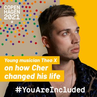 22. Young musician Theo X on how Cher changed his life