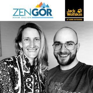 #5 Zen Gór x Jack Wolfskin: Renata Sabela At Home Outdoors cz.2/2