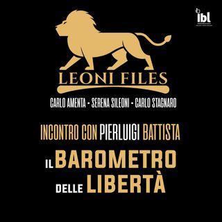 Il Barometro delle Libertà: incontro con Pierluigi Battista - LeoniFiles