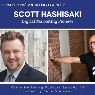 OM Ep. 61: Interview With Digital Marketing Pioneer, Scott Hashisaki