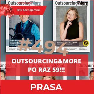 #494 Outsourcing&More po raz 59!