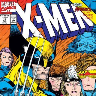 """Unspoken Issues #31 - """"X-Men"""" v.2 #11"""