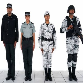 Presentan hoy a la Guardia Nacional en CDMX