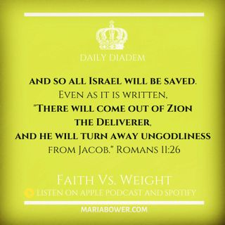 DAILY DIADEM: FAITH VS. FEAR