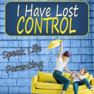 4. I Have Lost Control