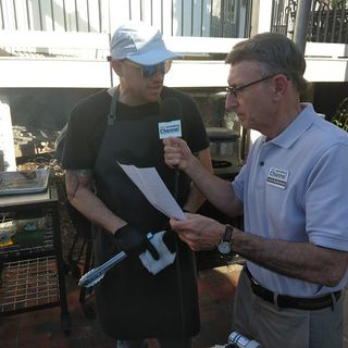 South Main Kitchen at 29th Annual Taste of Alpharetta on Georgia Podcast