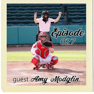 The Cannoli Coach: A League of Her Own w/ Amy Modglin | Episode 027