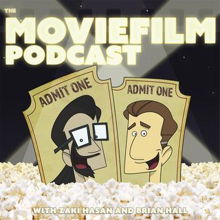 The MovieFilm Podcast (Episode 14)