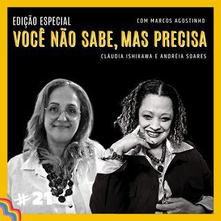 EP 21 - Perfil e demandas da população LGBTQIA+ do Brasil