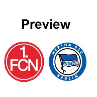 Preview - Nurnberg Vs Hertha