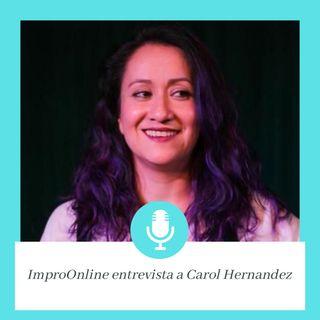 1x06 ImproOnline entrevista a Carol Hernández (Perú y Online)