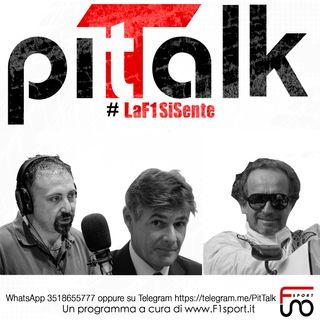 Pit Talk - F1 - Mercato piloti e voti di fine stagione