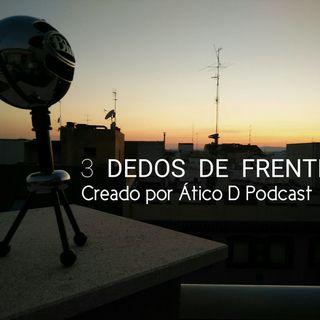 3 DEDOS DE FRENTE. Alma