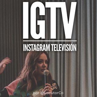 Instagram TV y las estrellas de televisión