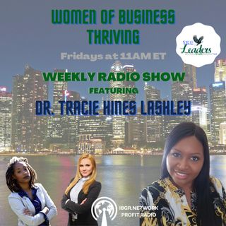 Women in Business THRIVING Promo