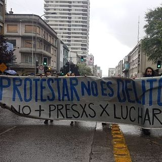 Porqué en Chile sí hay presos políticos