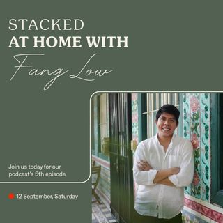 At Home with Fang | What Living in a Shophouse is Really Like