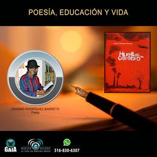 NUESTRO OXÍGENO Poesía, educación y vida - Erasmo Rodríguez Barreto