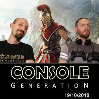 Assassin's Creed Odyssey, GT Sport World Tour #4 e altro! - CG Live 19/10/2018