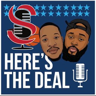 79. Here's The Deal Podcast joins the show and talks NBA Finals, Rockets, Lakers, Packers, Bears and more!