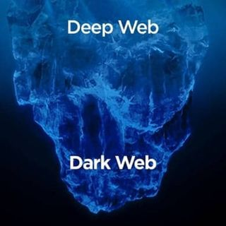 Come and Swim with us in the Deep Web Dark Web.