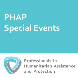 PHAP Special Events