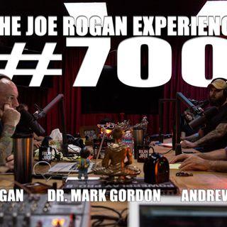 #700 - Dr. Mark Gordon & Andrew Marr