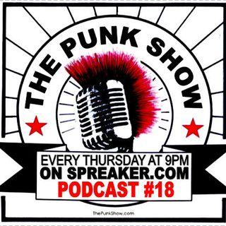 The Punk Show #18 - 05/30/2019