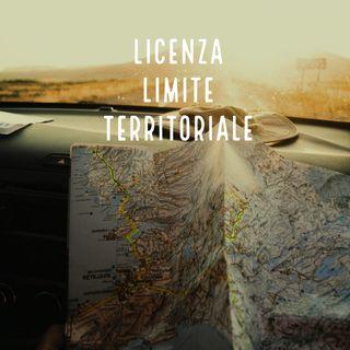 Vendita dei beni sotto licenza e limite territoriale