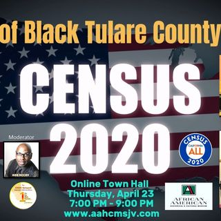 2020 Census TulareCounty Part 1