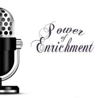 Power of Enrichment Broadcast: As YOU Think, So Are YOU!