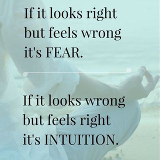 Intuition - behaviors to adopt
