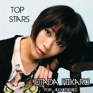 #1 Top Stars - Utada Hikaru