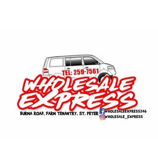 Wholesale Express Promo Mix FT. Jerry Dan