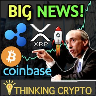 Coinbase IPO This Week - Gary Gensler Confirmation - XRP $2, BTC $75K, MicroStrategy Bitcoin