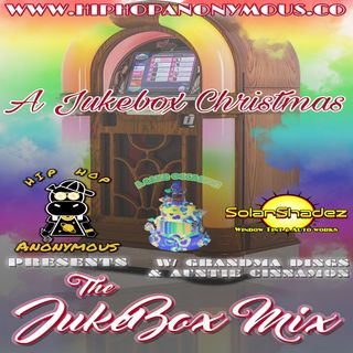 "The Jukebox Mix Vol.8 ""A Jukebox Christmas"" Hosted By Grandma Dings & Auntie Cinnamon"