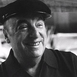 """""""Corpo di donna, bianche colline, cosce bianche"""" di Pablo Neruda"""