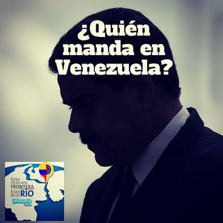 ¿Quién manda en Venezuela?