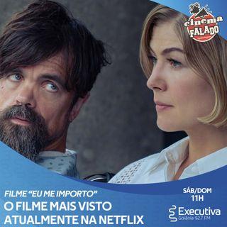 Cinema Falado - Rádio Executiva - 27 de Fevereiro de 2021