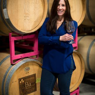 Ep 269: From Doctor to One Woman Winery--Kerith Overstreet of Bruliam