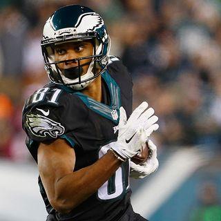 Former Patriots Receiver Jordan Matthews Rejoins Eagles