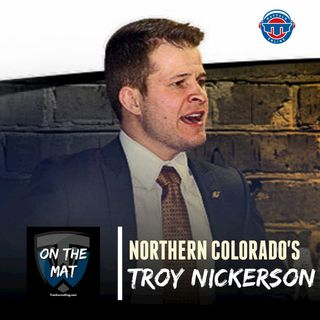 Northern Colorado head coach Troy Nickerson - OTM594
