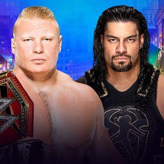 WWE Rivalries: Brock Lesnar vs Roman Reigns