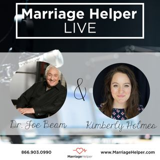 Join Us For Marriage Helper LIVE! Call For A Chance To Speak With Us One-On-One!